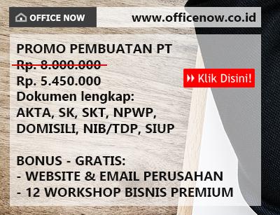 Pembuatan-PT-OfficeNow